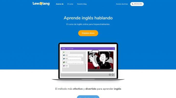 Lewolang crea un innovador sistema d'aprenentatge d'anglès